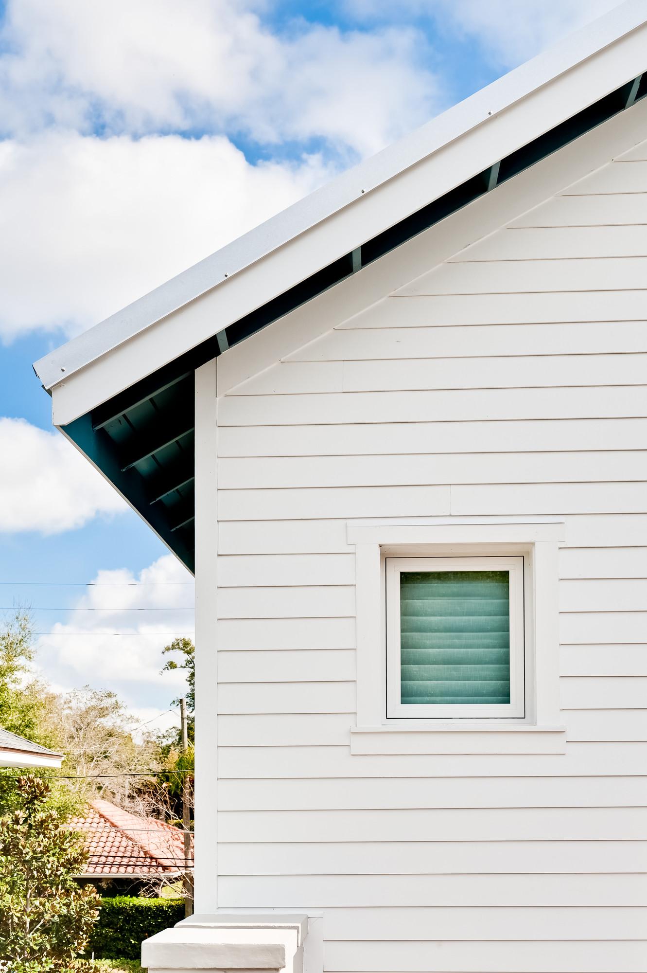 Orlando Vision Home – HardiePlank Smooth Arctic White