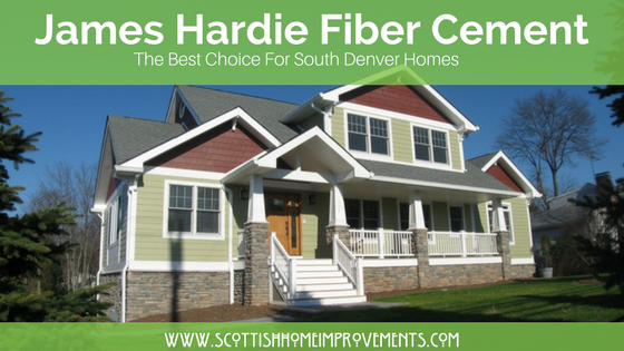 South Denver James Hardie Siding (1)