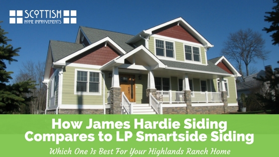 Fiber Cement Hardieplank Or Lp Smartside Siding Which Is