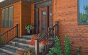 highlands ranch cedar siding