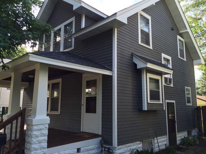 lp smartside boulder residential contractor siding