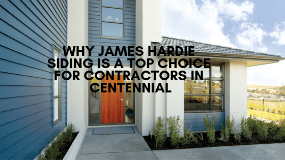 james hardie siding centennial property