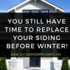 winter siding replacement denver