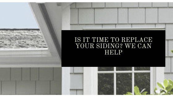 replacement siding denver contractor