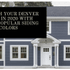 popular siding colors denver