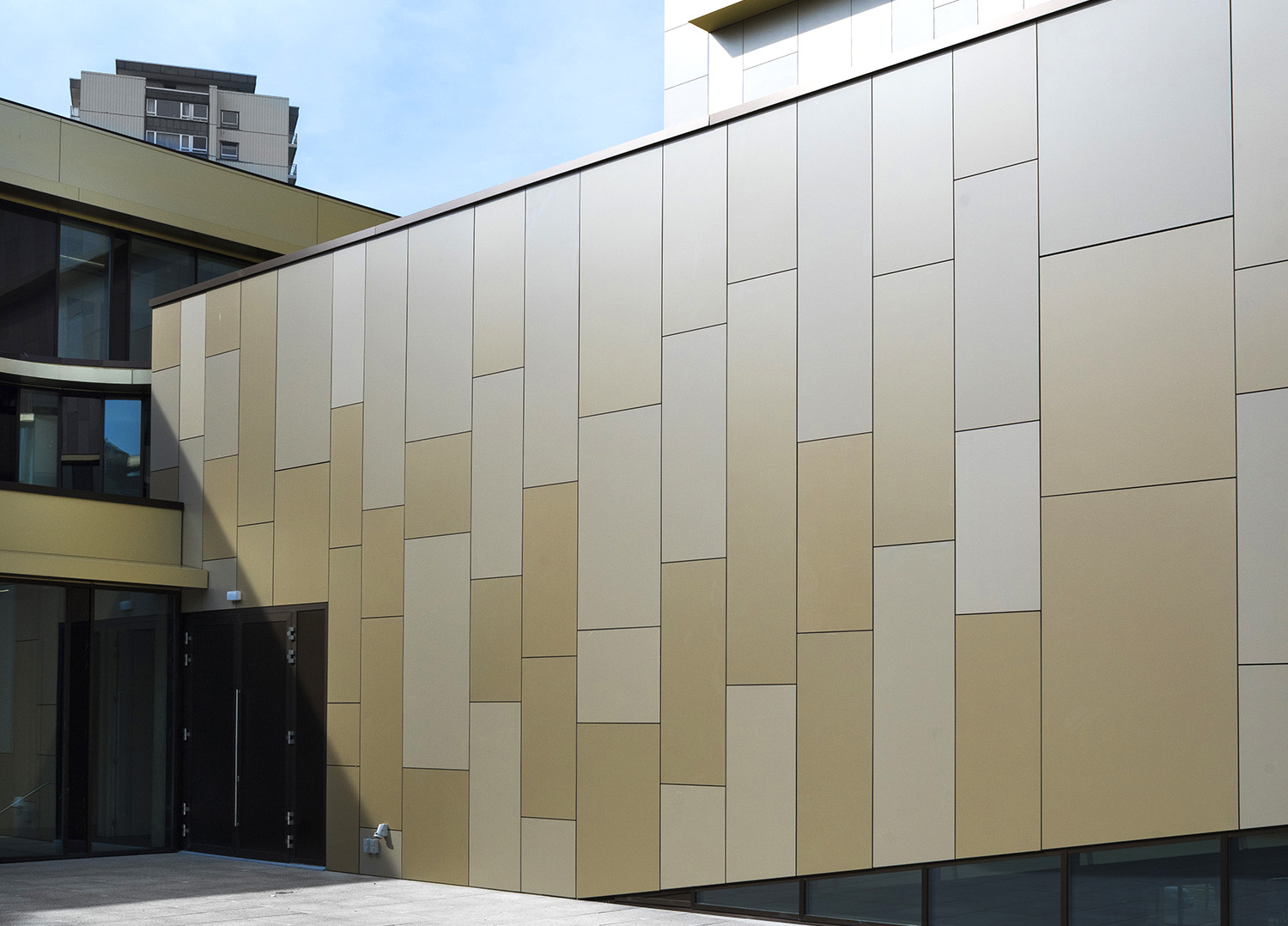 cladding panels denver